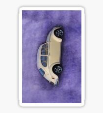 VW Beetle iPhone Case Sticker