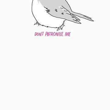 Sassy Bird by elsbian