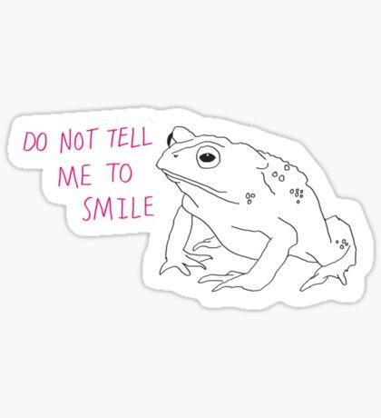 Sassy Toad - Variation Sticker