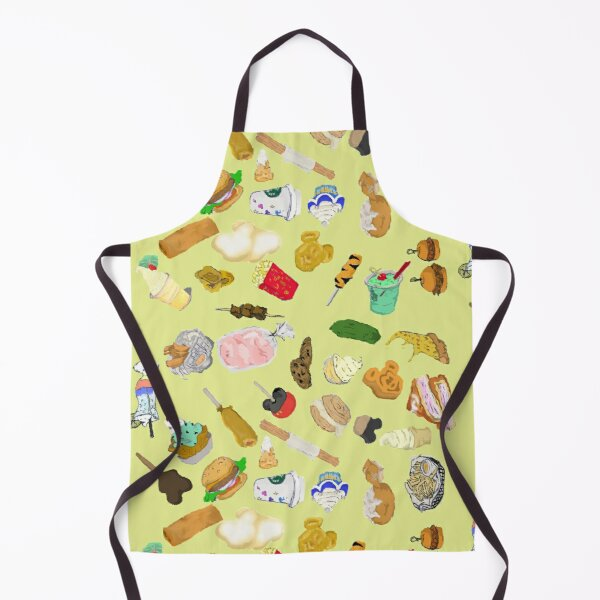 Happiest food on Earth Apron