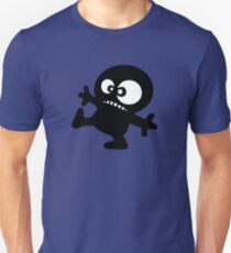 man cartoon fun funny swag boy Unisex T-Shirt