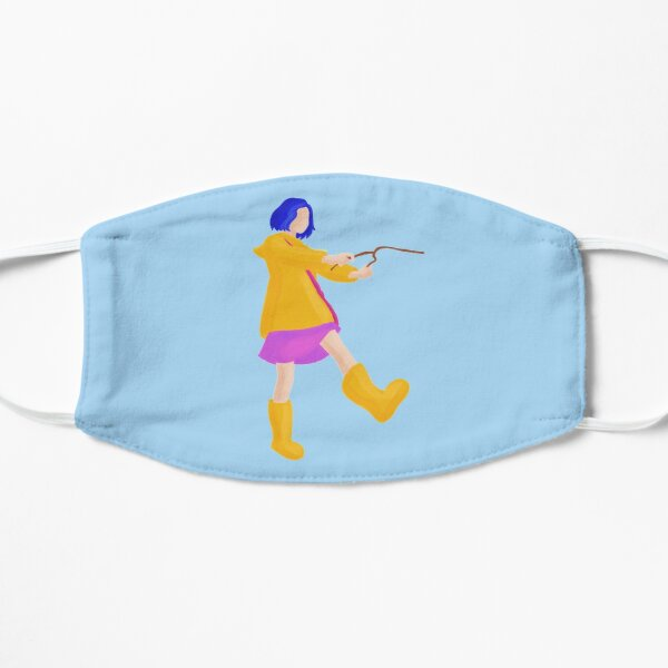 Coraline Mask By Desdoodles Redbubble