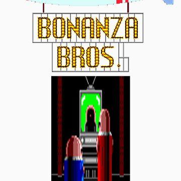 Bonanza Brothers Mission by IckObliKrum92