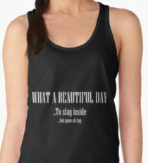 What A Beautiful Day Women's Tank Top