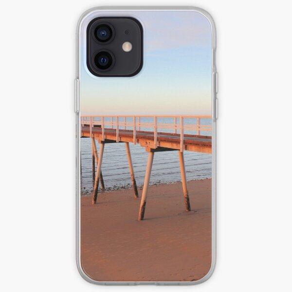 Torquay Pier, Harvey Bay, QLD, Australia iPhone Soft Case