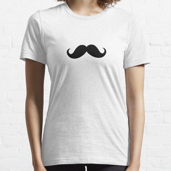 Mustache Ideology Essential T-Shirt