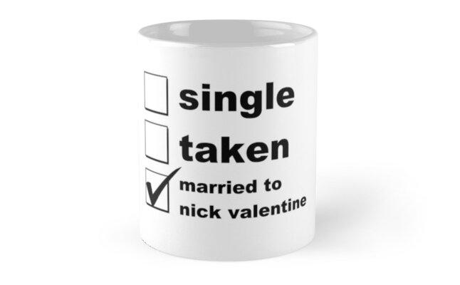 married to nick valentine by nonirose