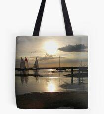 Blakeney Quay Tote Bag