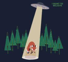 i want to believe  | Unisex T-Shirt