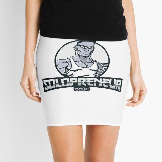Solopreneur Mini Skirt