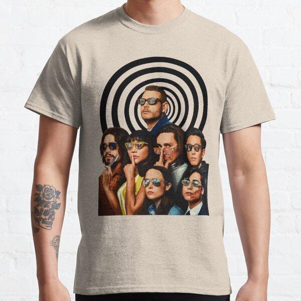 Cómic Style Umbrella 2 Academy Camiseta clásica