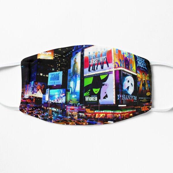 New York City Flat Mask