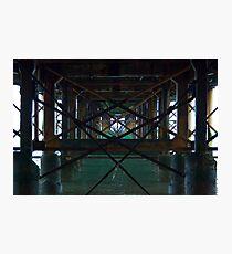 Teignmouth Pier Photographic Print
