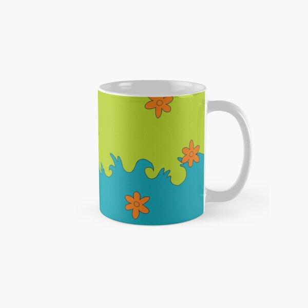 Mystery pattern Classic Mug