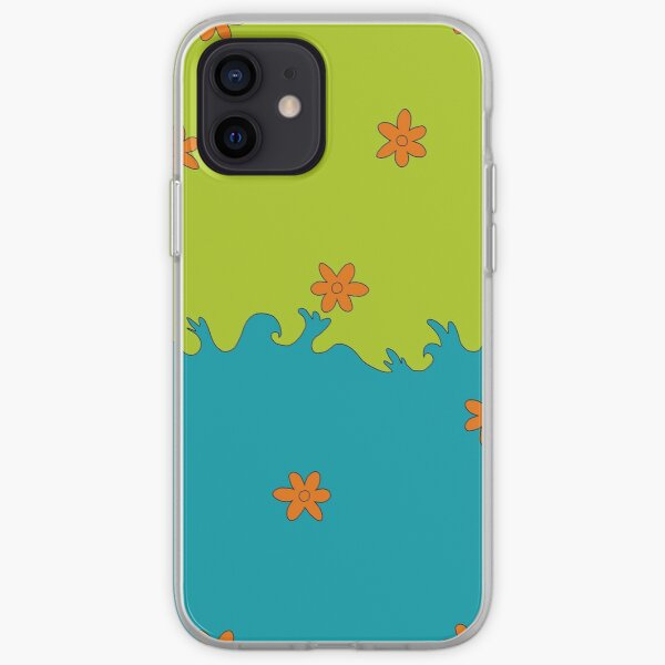 Mystery pattern iPhone Soft Case