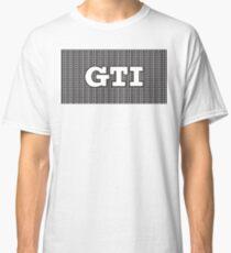 VW Golf GTI pattern Classic T-Shirt