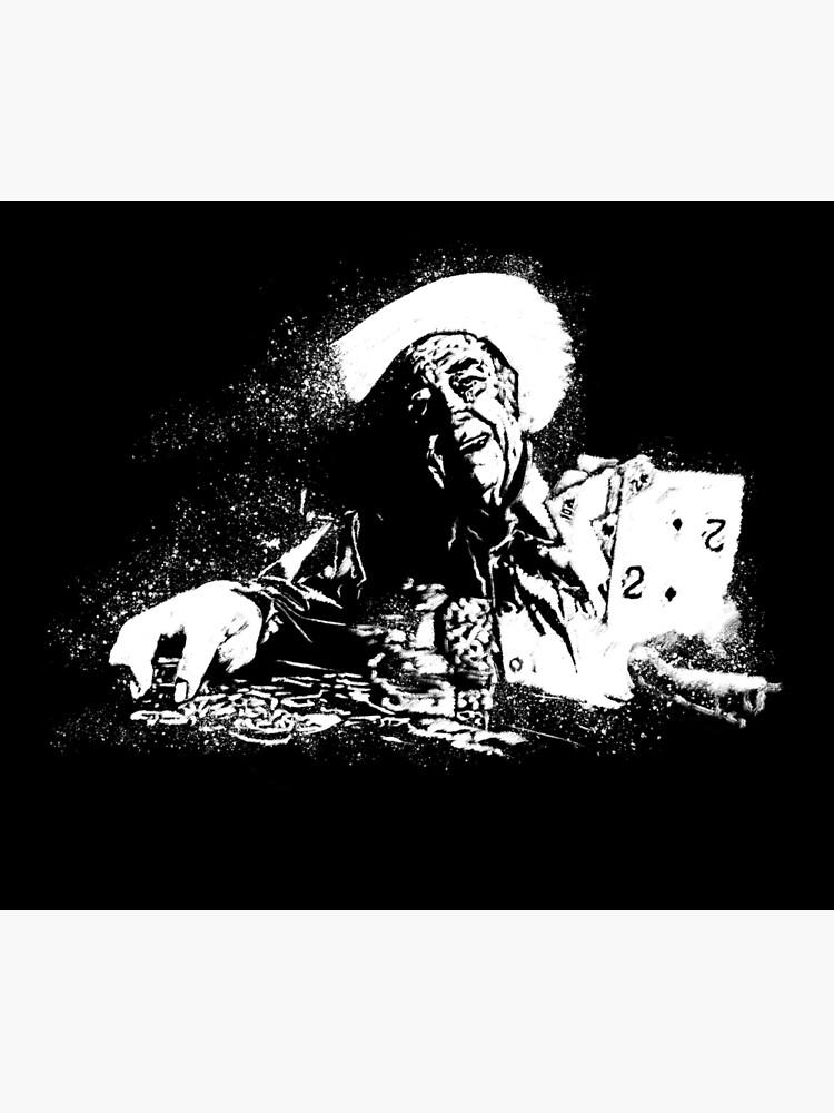 Doyle Brunson Painting by fullrangepoker