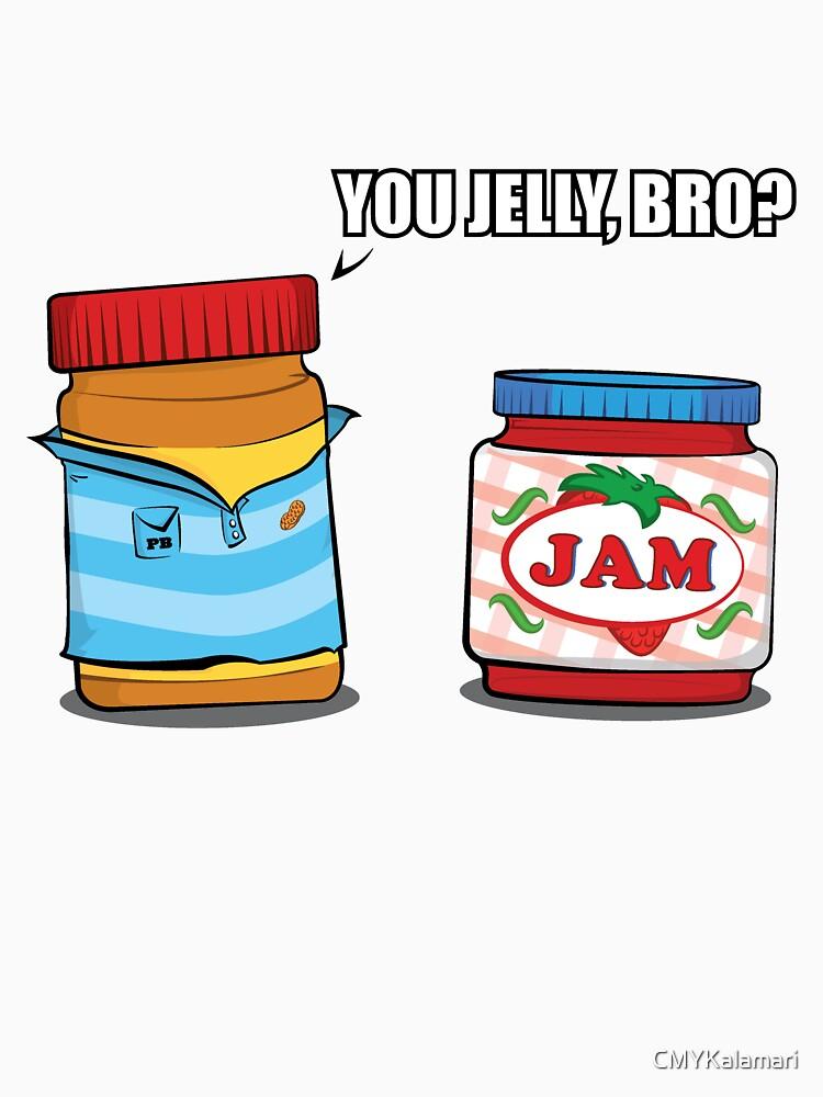 You Jelly Bro? by CMYKalamari