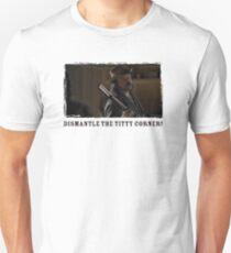 Deadwood Dan Dismantles Slim Fit T-Shirt