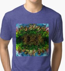 modern composition 17 by rafi talby Tri-blend T-Shirt
