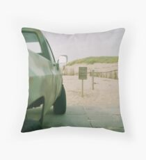 no parking. Throw Pillow