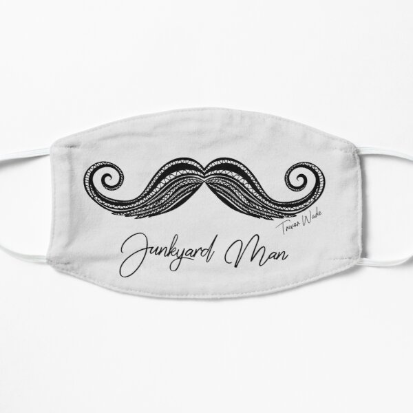 Junkyard Man - Light Flat Mask