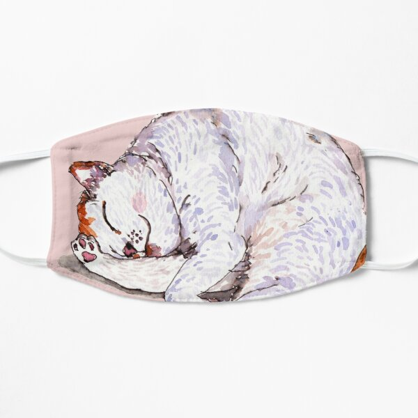 Tommy the Furball is Sleeping Mask