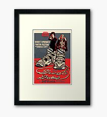 Vintage Poster - The Great Game Framed Print