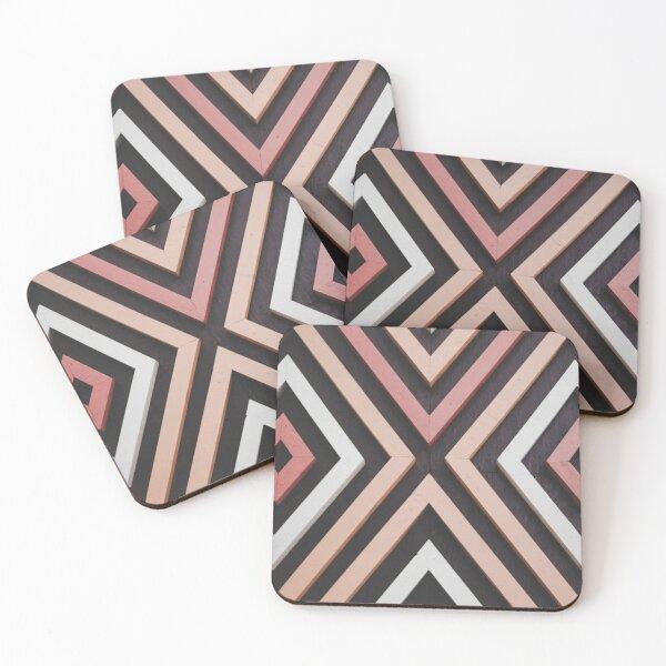 X Coasters (Set of 4)