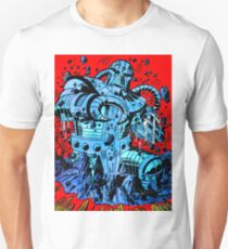 Blue Demon Unisex T-Shirt