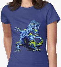 Old Blue Dinosaur T-Shirt