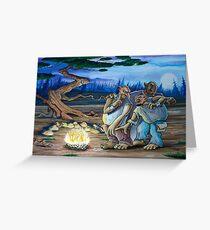 Trolls! Greeting Card