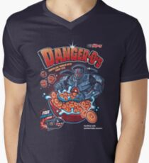 DANGER-O'S Men's V-Neck T-Shirt
