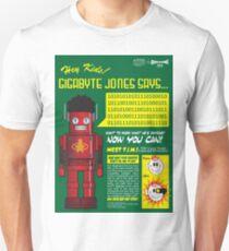 Gigabyte Jones Slim Fit T-Shirt