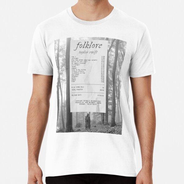Folklore receipt Premium T-Shirt