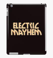 Electric Mayhem iPad Case/Skin