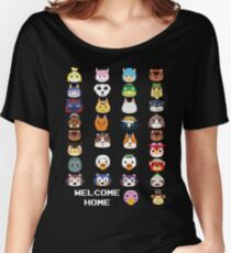 Welcome Home Women's Relaxed Fit T-Shirt