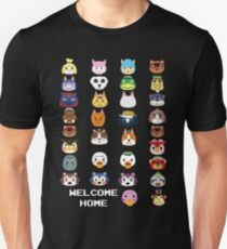 Welcome Home Unisex T-Shirt