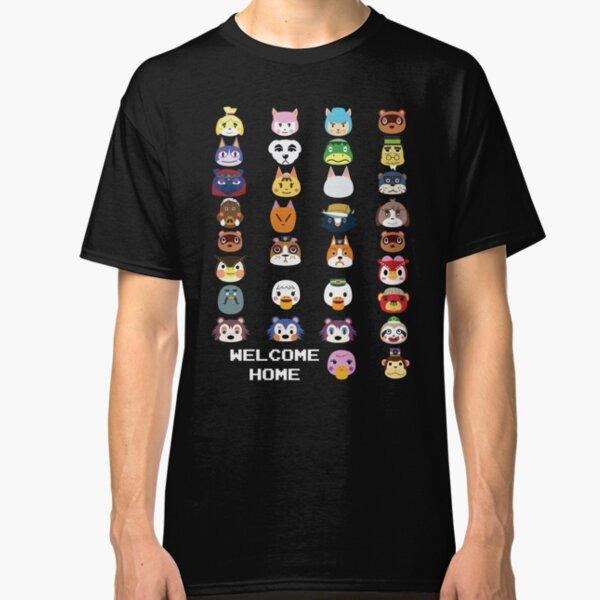 Bienvenido a casa Camiseta clásica