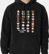 Welcome Home Pullover Hoodie