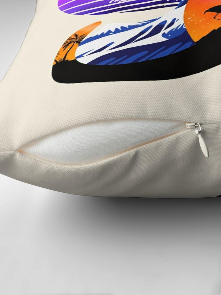 Alternate view of Vaporcat Floor Pillow