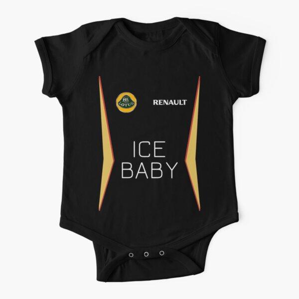 Lotus Ice Baby Short Sleeve Baby One-Piece