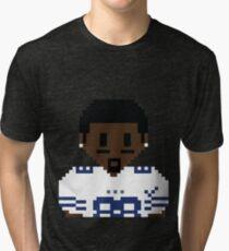 8Bit Dez Bryant 3nigma White 2 Tri-blend T-Shirt