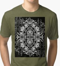 Black God Tri-blend T-Shirt