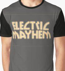 Electric Mayhem Graphic T-Shirt