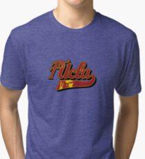 FUCLA Logo Tri-blend T-Shirt