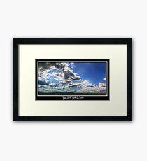 ©HCMS Home Clouds Movil C3 Series V Framed Print