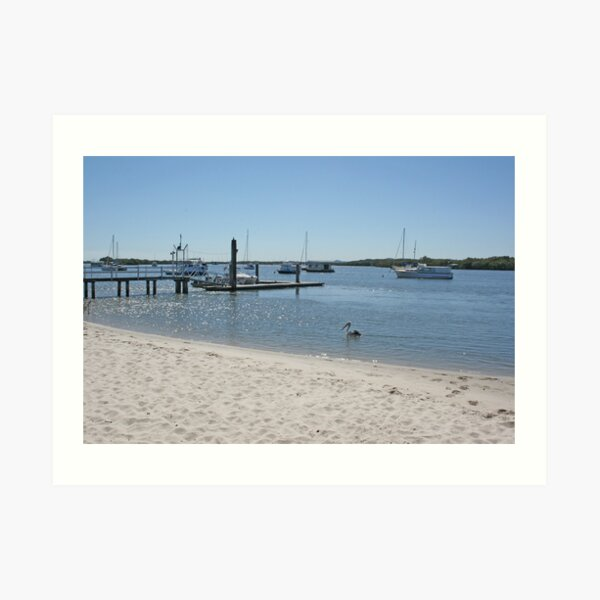 """Day 213   365 Day Creative Project  """"Jacobs Well"""" Art Print"""