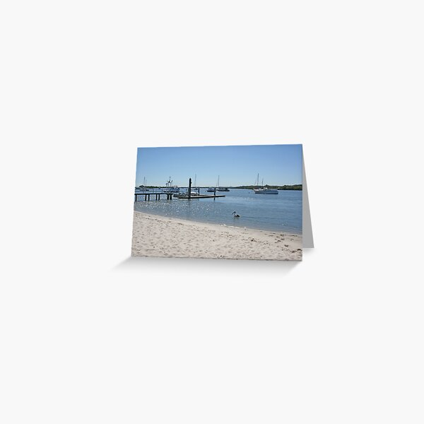 """Day 213   365 Day Creative Project  """"Jacobs Well"""" Greeting Card"""