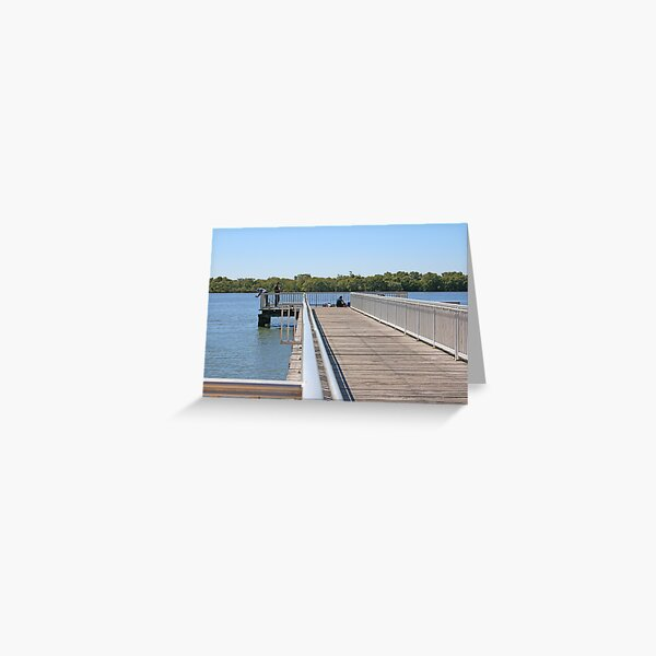 """Day 214   365 Day Creative Project  """"Fishing"""" Greeting Card"""